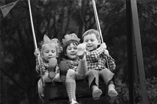 Двор нашего детства