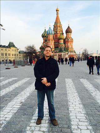 Путешествия в Москву